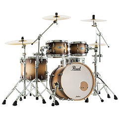 "Pearl Masters Maple Complete 20"" Satin Natural Burst « Εργαλεοθήκη ντραμ"
