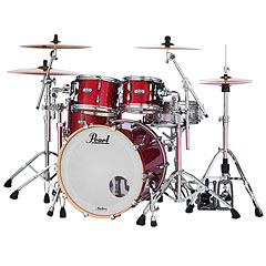 "Pearl Masters Maple Complete 22"" Inferno Red Sparkle « Εργαλεοθήκη ντραμ"