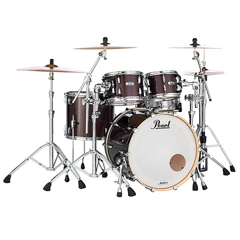 Pearl Masters Maple Complete 22  Burnished Bronze Sparkle