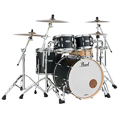 "Pearl Masters Maple Complete 22"" Matte Caviar Black « Drum Kit"