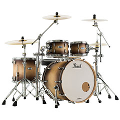 "Pearl Masters Maple Complete 22"" Satin Natural Burst « Εργαλεοθήκη ντραμ"