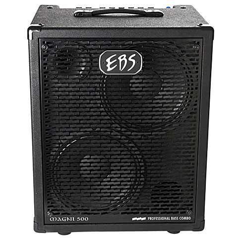Ampli basse, combo EBS Magni 500 - 210