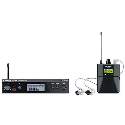 In-Ear System (drahtlos) Shure PSM 300 premium H20