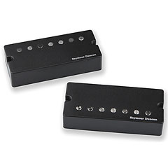 Seymour Duncan Jeff Loomis Signature Blackouts 7-String Set « Micro guitare électrique