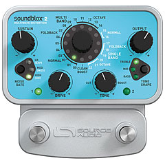 Source Audio Soundblox2 Multiwave Distortion « Effektgerät E-Gitarre