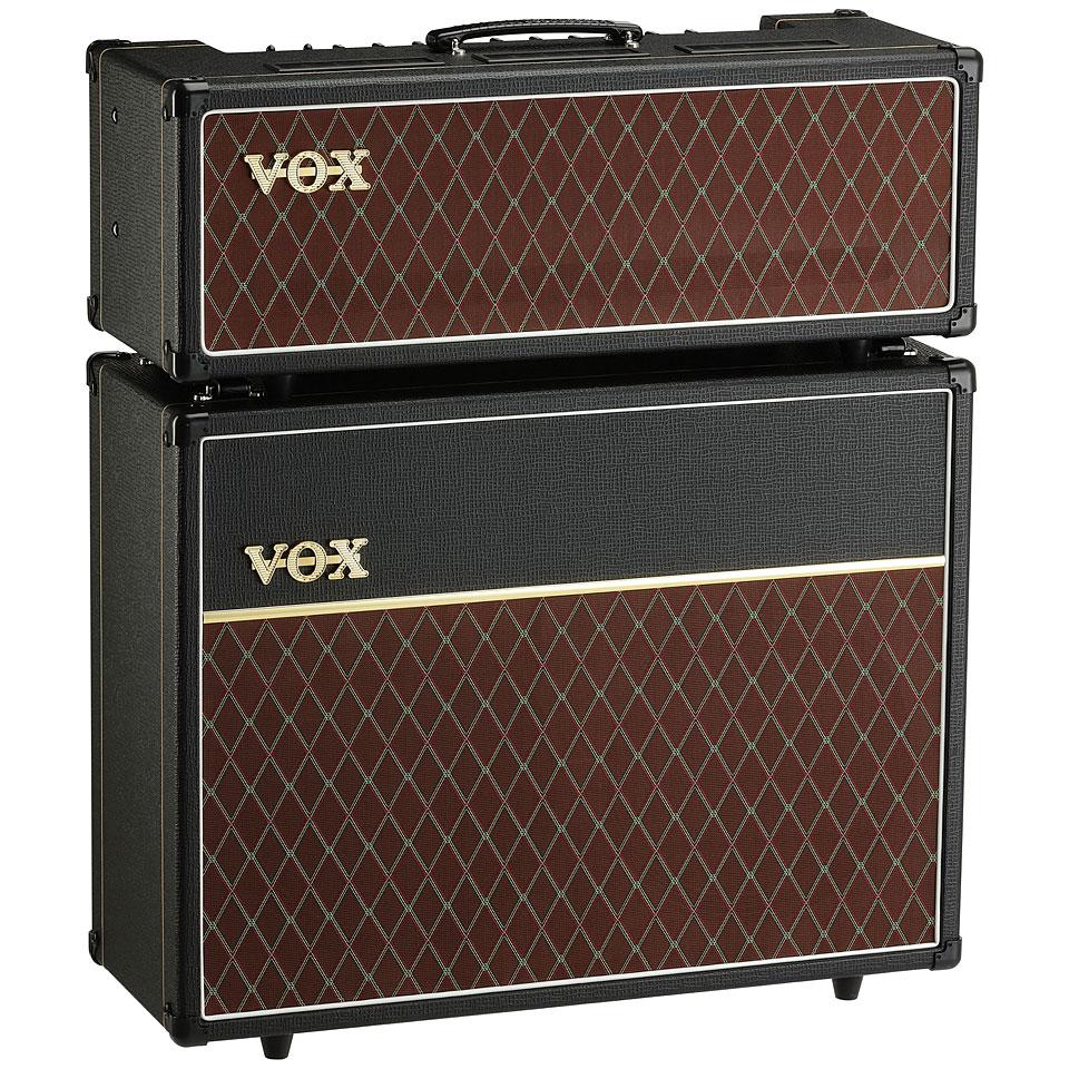 Vox Ac30ch Head V212c 171 Guitar Stack Musik Produktiv