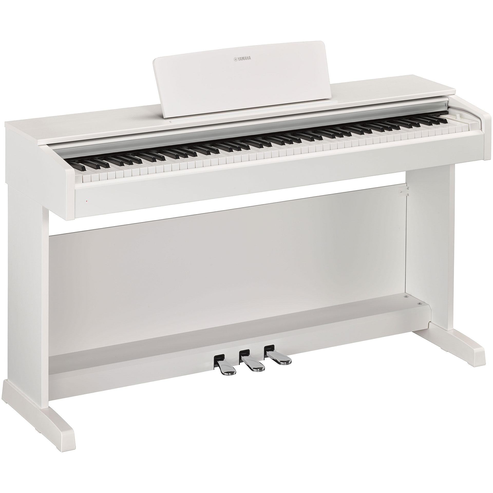 yamaha arius ydp 143 wh digital piano. Black Bedroom Furniture Sets. Home Design Ideas