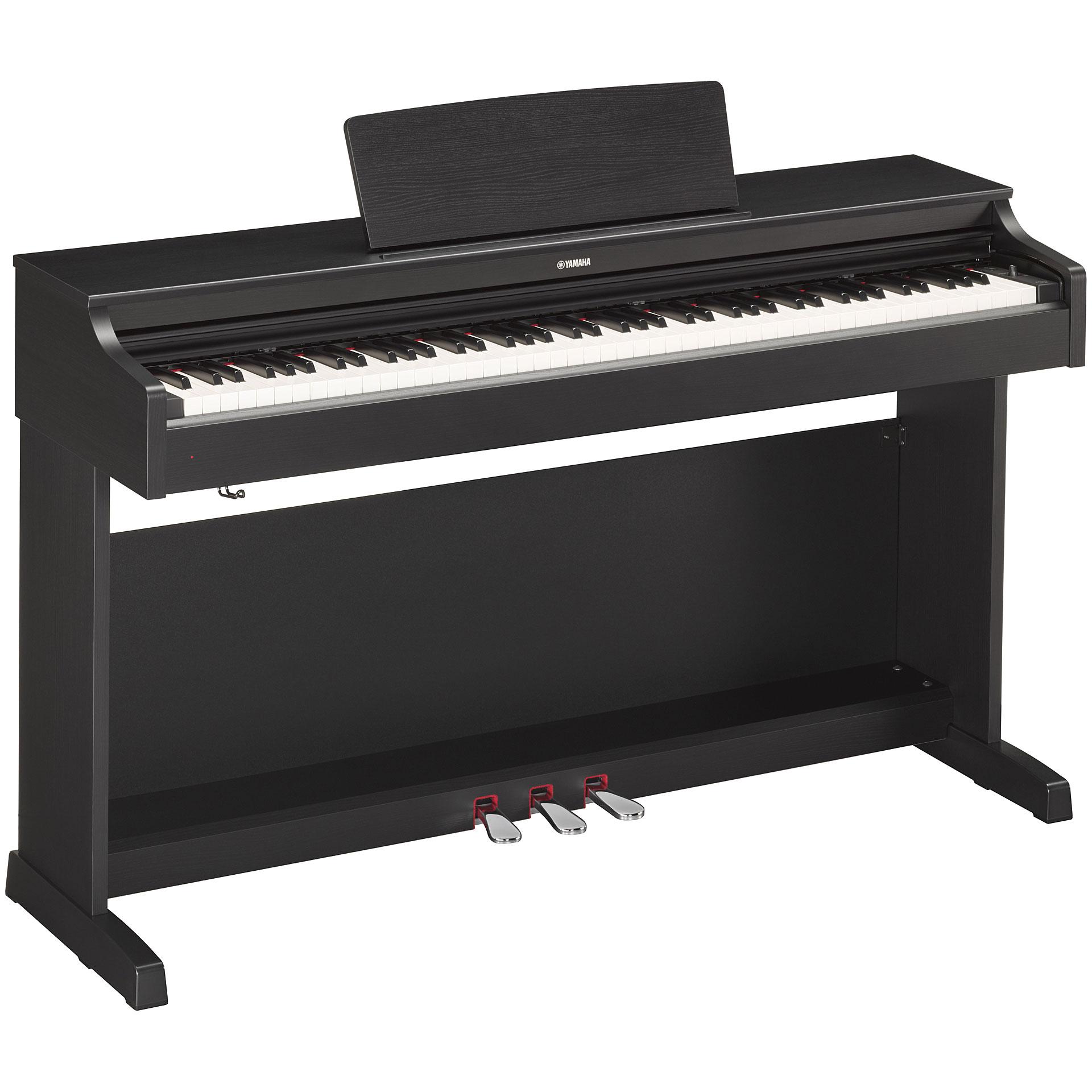 yamaha arius ydp 163 b piano num rique. Black Bedroom Furniture Sets. Home Design Ideas