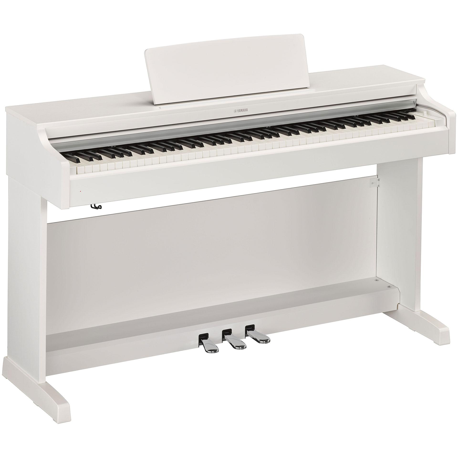 Yamaha arius ydp 163 wh pianoforte digitale for Yamaha arius 163