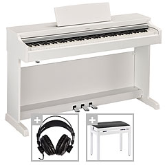 Yamaha Arius YDP-163 WH Set « Piano digital