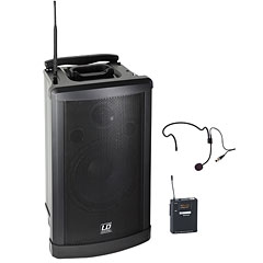 LD Systems Roadman 102 HS « Set sono PA sur batterie