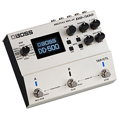 Boss DD-500 Digital Delay B-Stock « Effectpedaal Gitaar