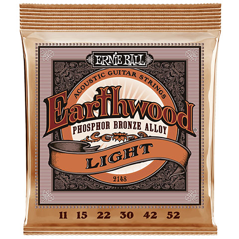 Ernie Ball Earthwood EB2148 .011-052