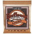 Saiten Westerngitarre Ernie Ball Earthwood Light Phosphor Bronze 2148 .011-052