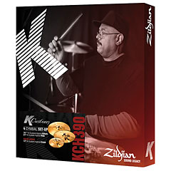 Zildjian K Custom Hybrid Box 14/17/21 « Cymbal-Set