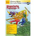 Συλλογές μουσικής Schott Megastarke Popsongs 11