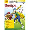 Play-Along Schott Megastarke Popsongs 12