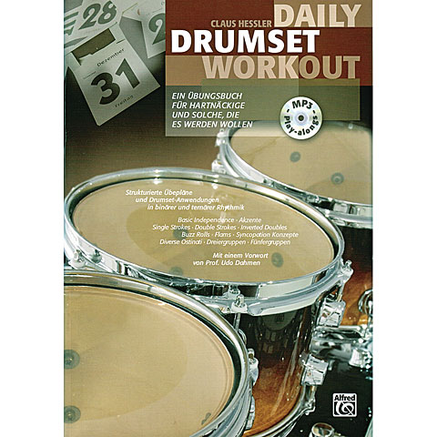 Alfred KDM Daily Drumset Workout