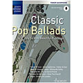 Libro de partituras Schott Saxophone Lounge - Classic Pop Ballads