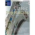 Music Notes Schott Saxophone Lounge - Classic Pop Ballads