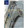 Recueil de Partitions Schott Saxophone Lounge - Classic Pop Ballads
