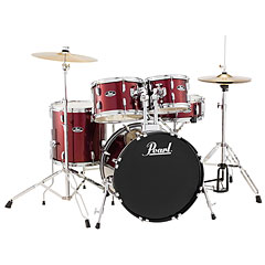 "Pearl Roadshow 20"" Red Wine « Drum Kit"