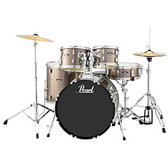 "Pearl Roadshow 22"" Bronze Metallic « Drum Kit"