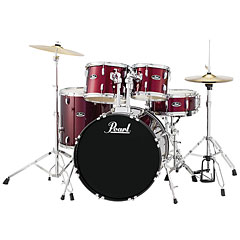 "Pearl Roadshow 22"" Wine Red « Drum Kit"