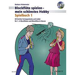 Schott Spielbuch 1 « Bladmuziek