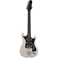 Hagstrom Retroscape H-III White Gloss « Electric Guitar