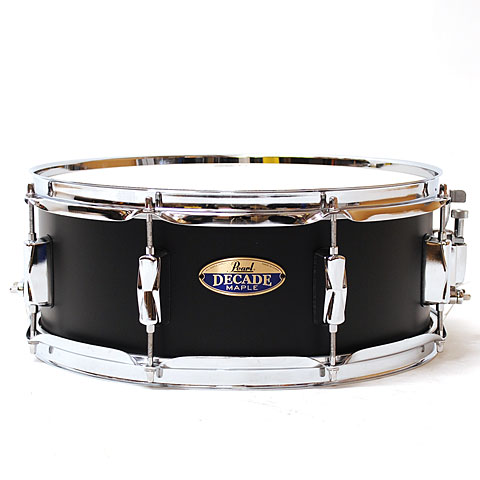 Pearl Decade Maple 14 x5,5  Snare Satin Slate Black