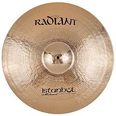 "Istanbul Mehmet Radiant 24"" Medium Ride « Cymbale Ride"