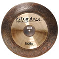 "Chinese-Cymbal Istanbul Mehmet Black Bell 18"" China"