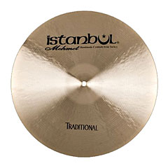 "Istanbul Mehmet Traditional 20"" Dark Crash « Cymbale Crash"