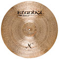 "Ride-Cymbal Istanbul Mehmet MC Jazz 20"" Sizzle Ride"