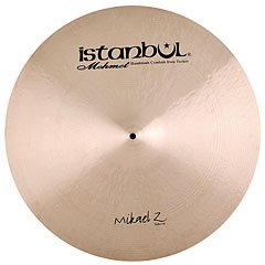 "Istanbul Mehmet Jazz Line 20"" Mikael Z Tribute Ride « Cymbale Ride"