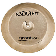 "Istanbul Mehmet Radiant 12"" China « Chinese-Cymbal"