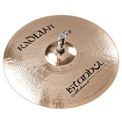 "Istanbul Mehmet Radiant 14"" Rock HiHat « Cymbale Hi-Hat"