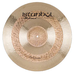 "Istanbul Mehmet Sultan 22"" Jazz Ride « Cymbale Ride"
