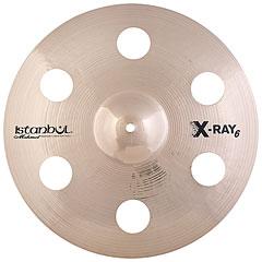 "Istanbul Mehmet X-Ray 6 16"" Crash « Crash-Becken"