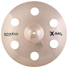 "Istanbul Mehmet X-Ray 6 18"" Crash « Crash-Becken"