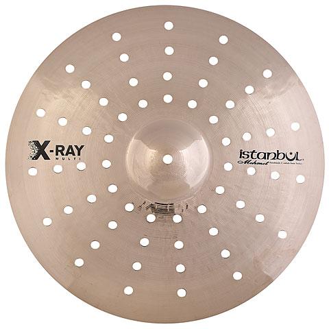 "Cymbale Crash Istanbul Mehmet X-Ray Multi 18"" Crash"