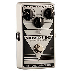 Mr. Black Shepards End Barber Pole Flanger « Effets pour guitare électrique