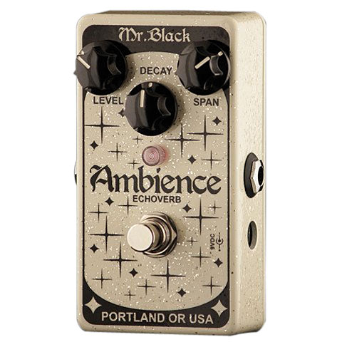 Effektgerät E-Gitarre Mr. Black Ambience Echoverb