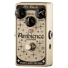Mr. Black Ambience Echoverb « Guitar Effect