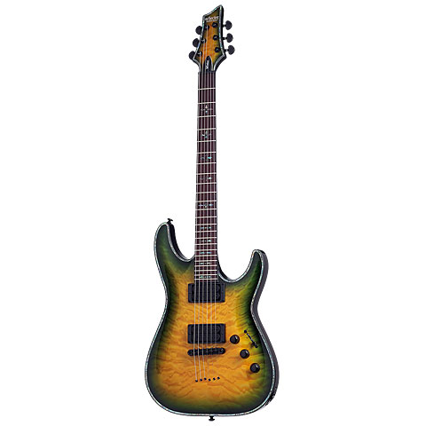 Schecter Hellraiser C-1 P DGB « Guitare électrique