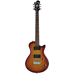 Hagstrom Ultra Swede ESN Tobacco Sunburst « Electric Guitar