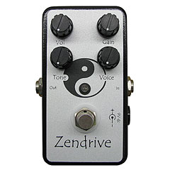 Lovepedal Hermida Zendrive « Guitar Effect