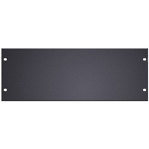 Panel de rack Adam Hall 87224 STL 4HE U-Rackblende