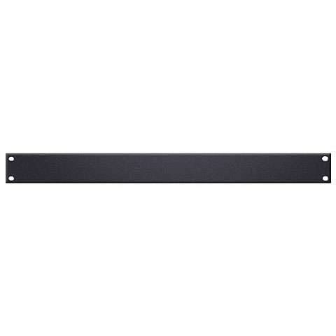 Adam Hall 87221 STL 1HE U-shaped Rack Panel